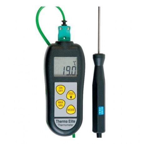 Termómetro Therma Elite para sondas intercambiables tipo K