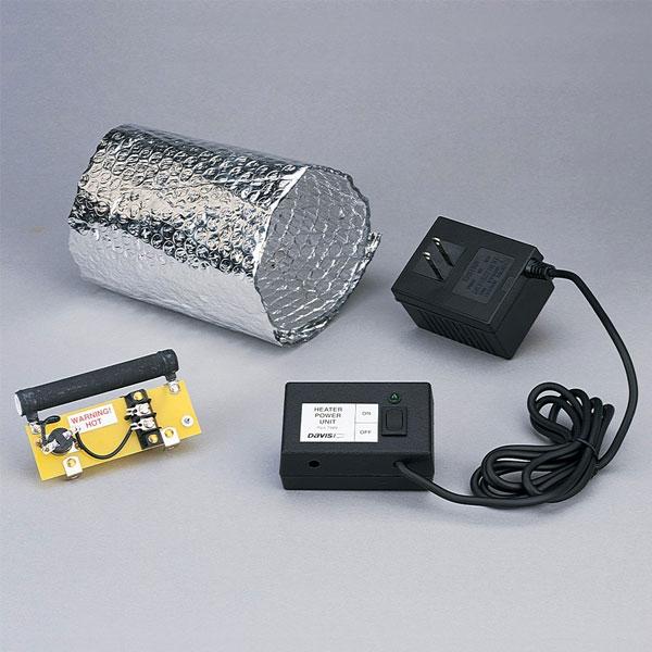Calefactor para estación meteorológica Davis Vantage Pro2