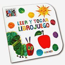 Leer y tocar. Librojuego de Eric Carle.