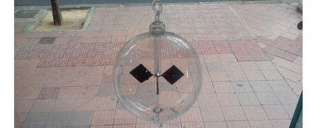 Radiómetro solar de Crooke para colgar