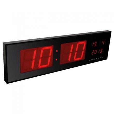 Reloj de pared con pantalla LED WC235RL