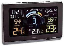 Estación meteorológica TFA 35.1140.01