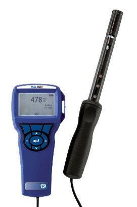 Medidor de calidad de aire I.A.Q.