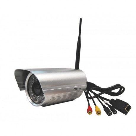 Cámara IP para exterior FOSCAM FI9805W