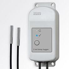 Datalogger de temperatura HOBO MX TEMP con 2 sondas