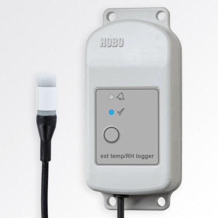 Datalogger de temperatura y humedad HOBO MX TEMP/Rh con sonda