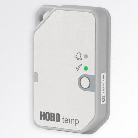 Datalogger de temperatura HOBO MX TEMP con Bluetooth