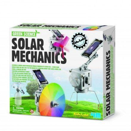 Solar mechanics (experimentos solares).