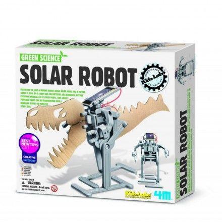 Solar robot (robot solar).