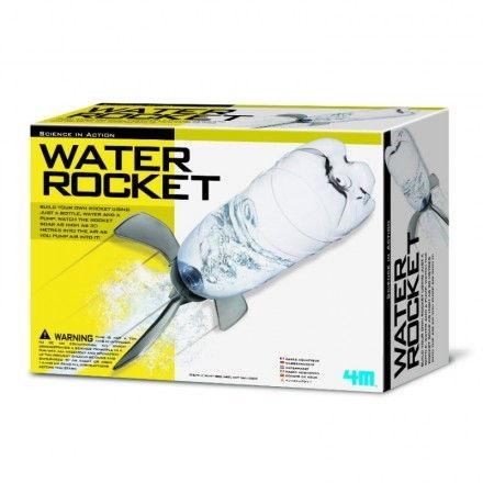 Water rocket (cohete lanzadera)