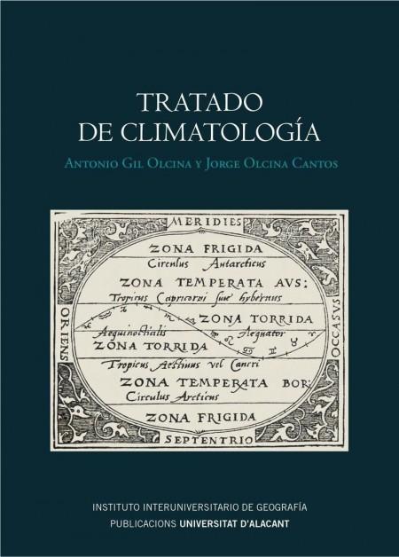 Tratado de climatología – Universidad de Alicante.