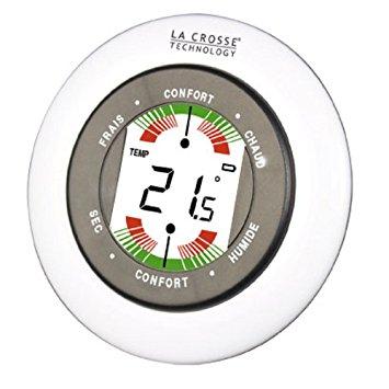 Termohigrómetro digital LaCrosse WT-138