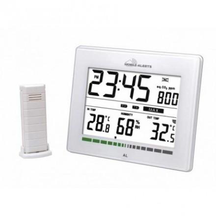 Monitor de calidad del aire con temperatura y humedad LaCrosse MA-1042