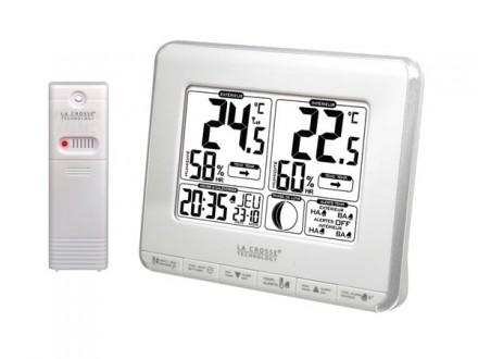 Termohigrómetro digital LaCrosse WS6812