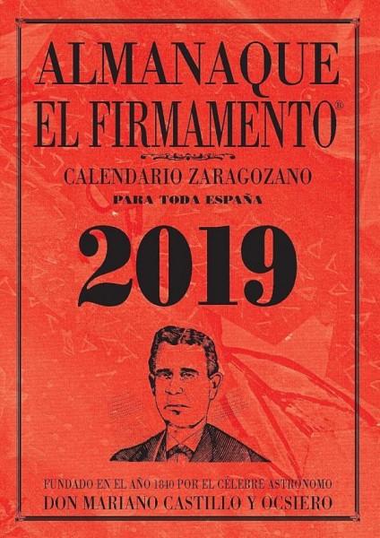 Almanaque zaragozano 2019 grande