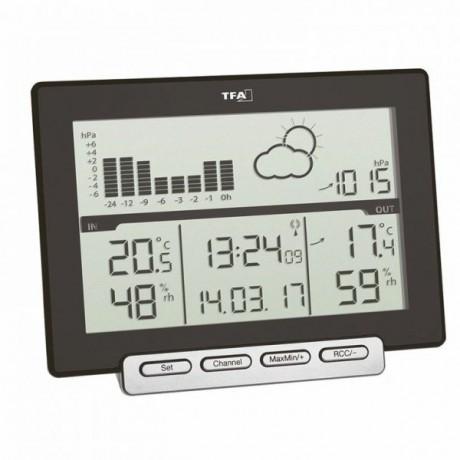 Estación meteorológica digital TFA 35.1139.01