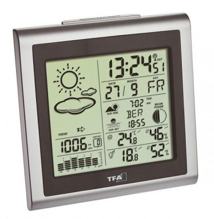 Estación meteorológica digital TFA 35.1145.54