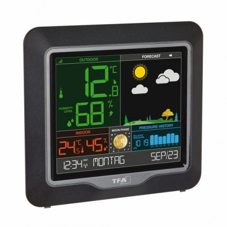 Estación meteorológica digital TFA 35.1150.01
