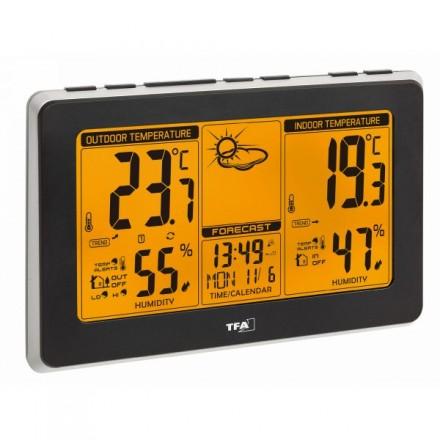 Estación meteorológica inalámbrica TFA 35.1151.01