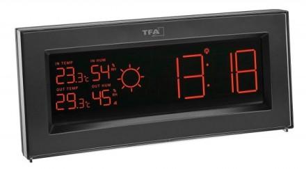 Estación meteorológica digital TFA 35.1147.01.IT