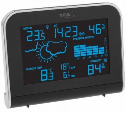 Estación meteorológica digital TFA 35.1148.01.IT