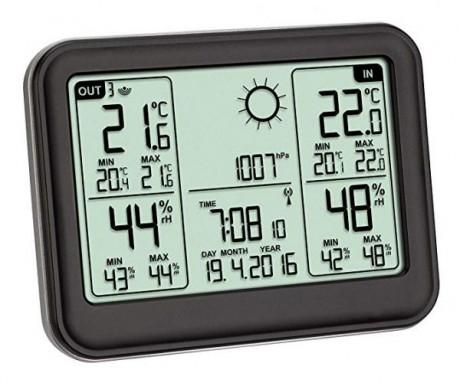 Estación meteorológica con barómetro TFA 35.1141.01